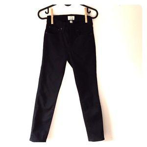 J.Crew Black Skinny Jeans